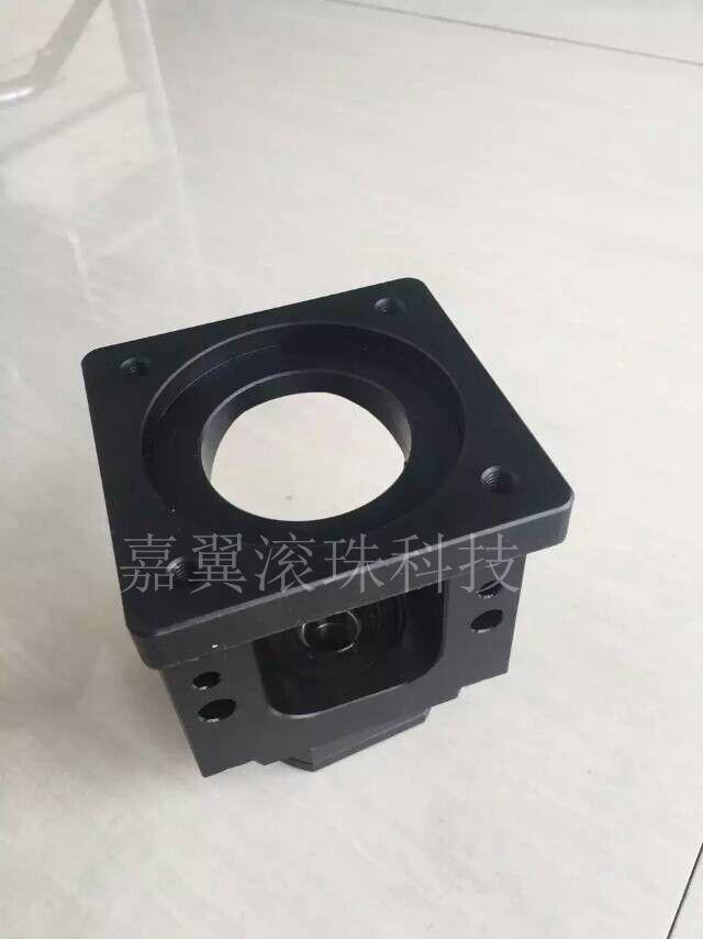丝杆电机座设计尺寸精巧,并易于安装,可以安装在狭窄空间